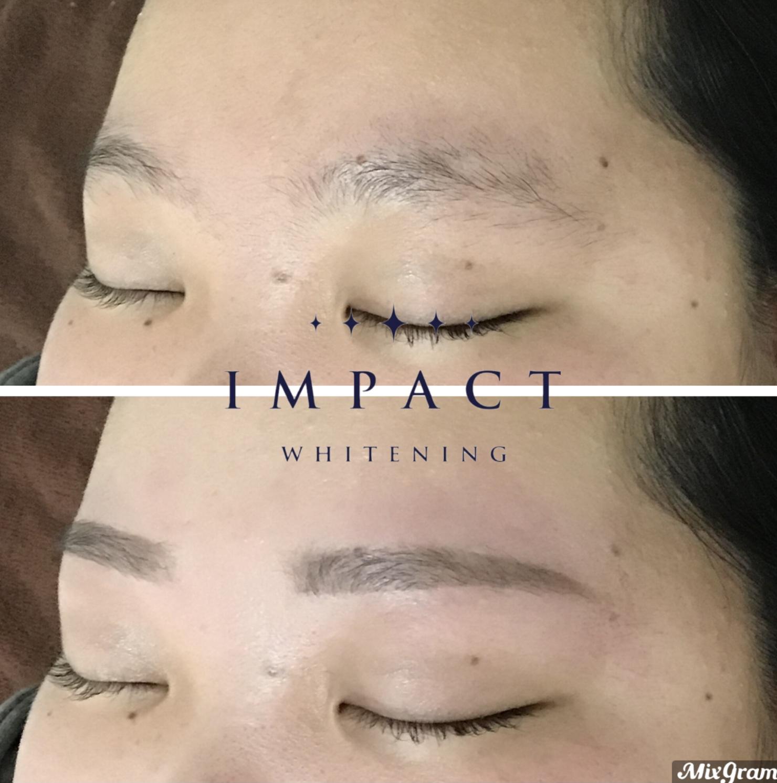 眉毛で印象は大きく変わりますよ!